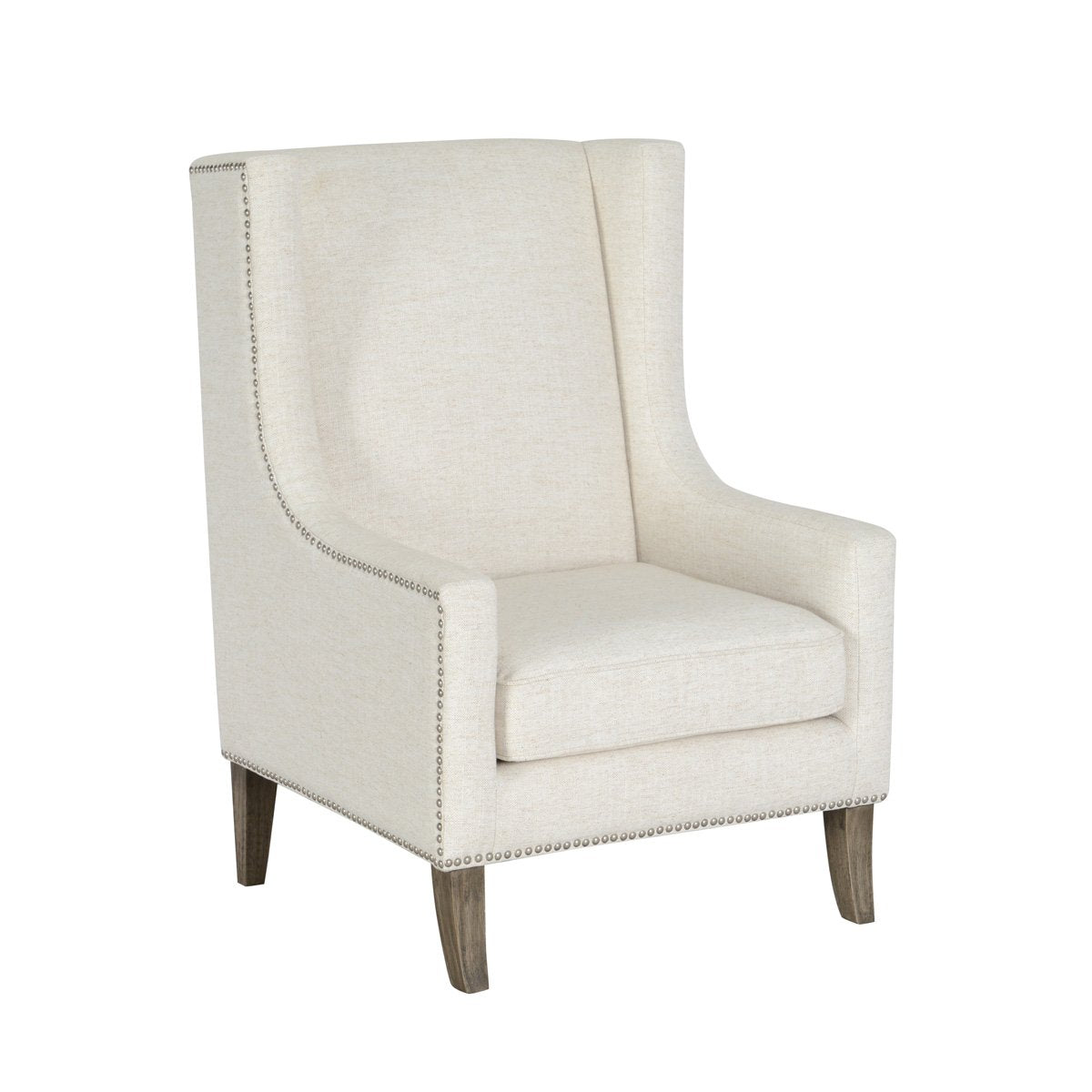Erie Club Chair Ivory