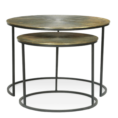 Portia 2-Piece Nesting Cocktail Tables