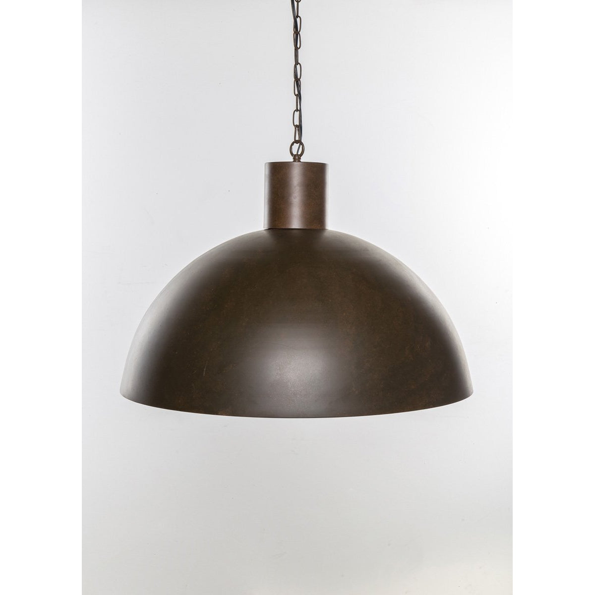 Remy Chandelier Brown Medium