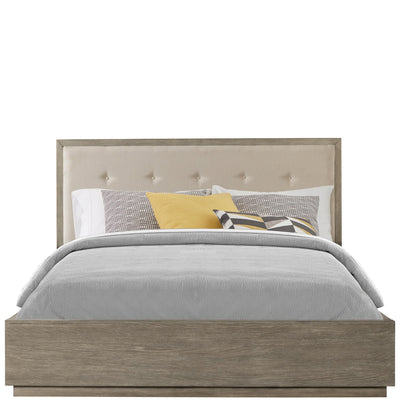 Zoey 6/0-6/6 Upholstered/Pnl Headboard
