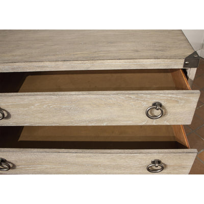 Myra 4-Drawer Accent Chest - Natural