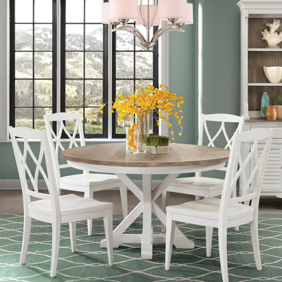Myra Round Dining Table-Base