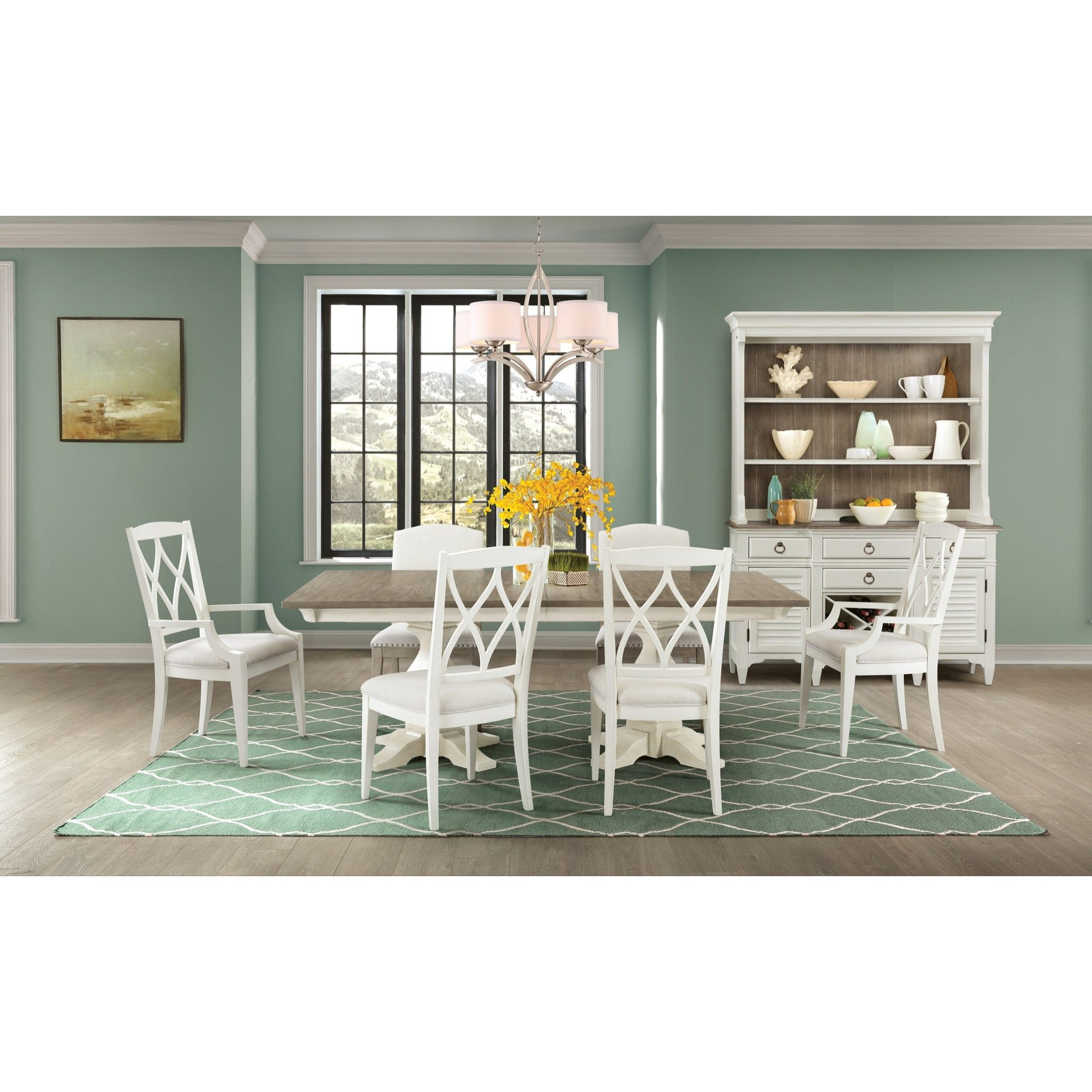 Charleston Extension Dining Set