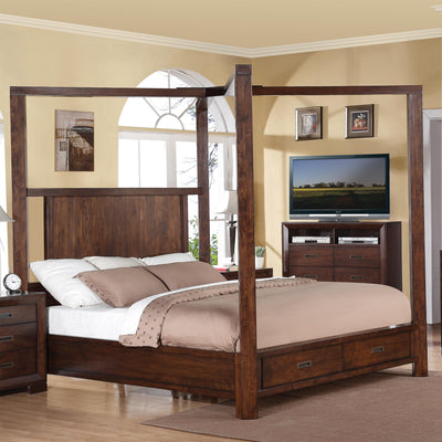Riata 6/0 Poster Bed Canopy