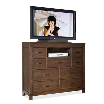 Promenade 9-Drawer Media Chest