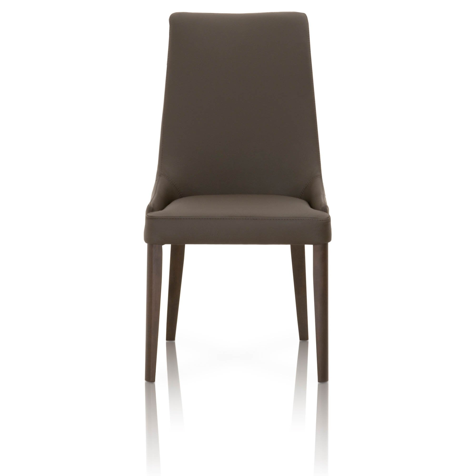 Aurora Dining Chair (Set of 2) in Dark Wenge