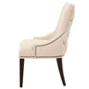 Avenue Dining Chair in Jute Fabric