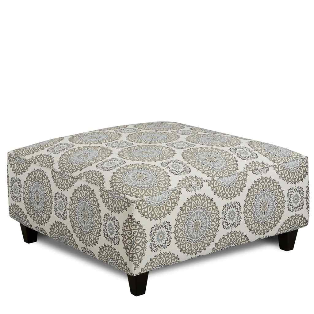 Locust Valley Cocktail Ottoman