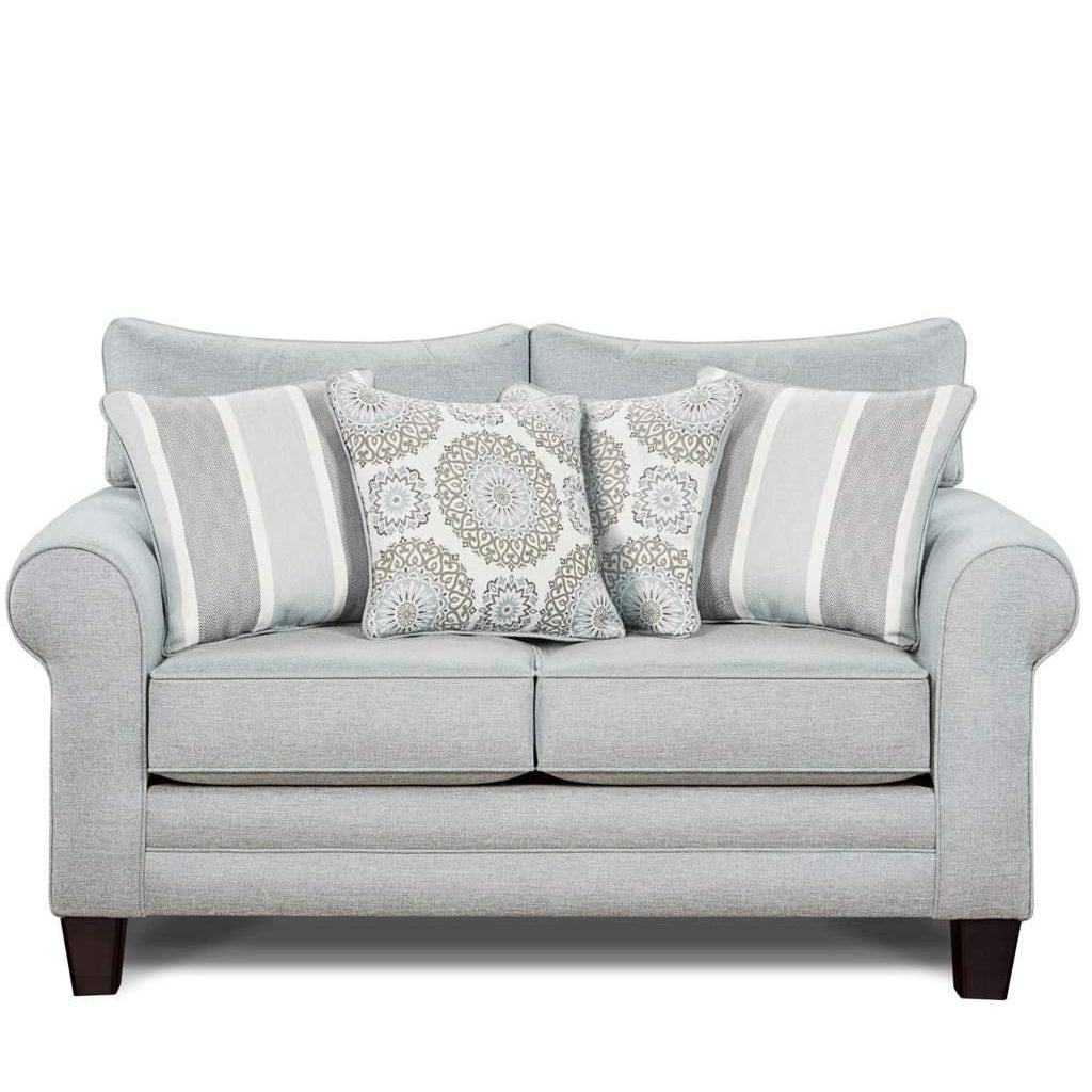 Locust Valley Loveseat