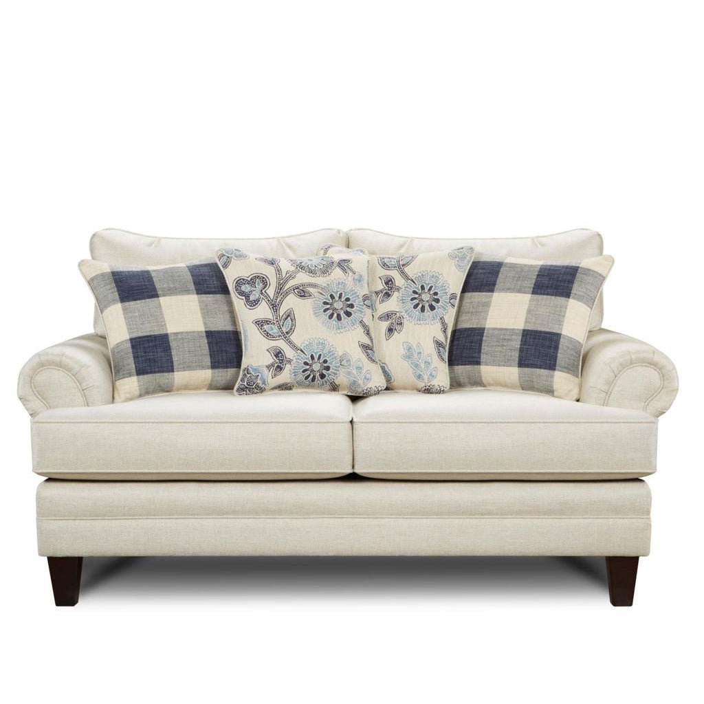 Manhasset Linen Loveseat