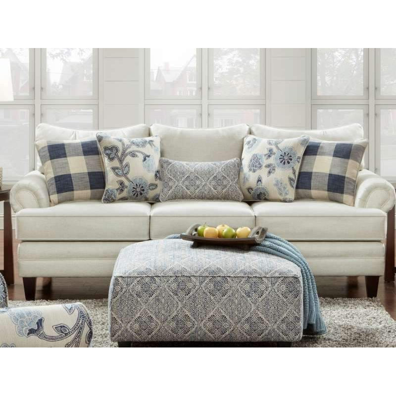 Manhasset Linen Sofa & Loveseat Set