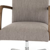 Bryson Desk Chair - Savile Flannel