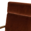 Bryson Desk Chair - Burnt Auburn