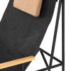 Judson Sling Chair -  Ebony Natural