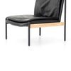 Arthur Chair - Aged Black