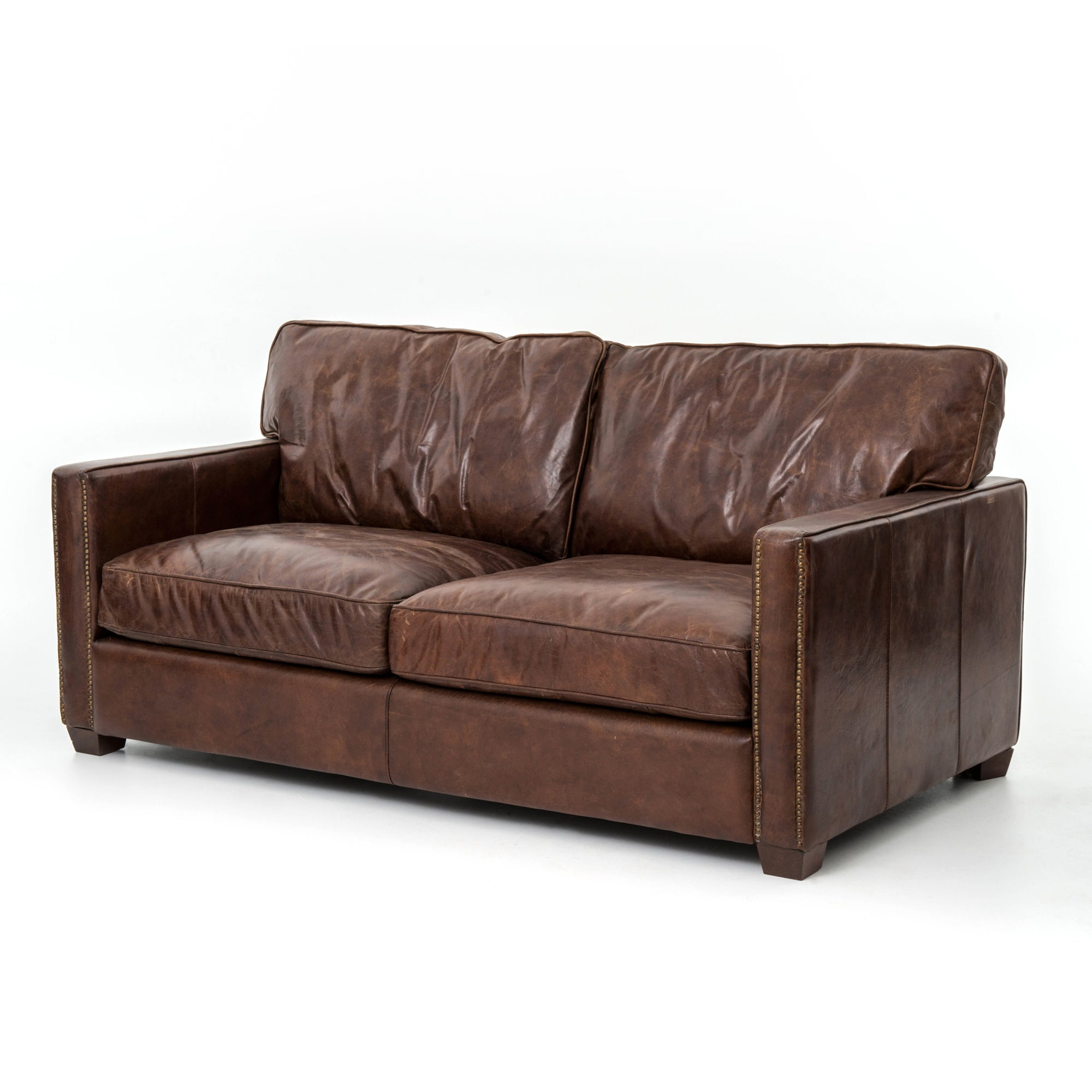"Larkin Sofa - 72"" - Cigar"