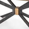 Spider Dining Table 79""