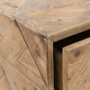 Harwood Bunching Table - Natural