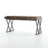 Sampson Desk - Light Grey Oak