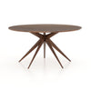 Hewitt Round Dining Table - Acorn