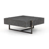 Keppler Square Coffee Table - Bluestone
