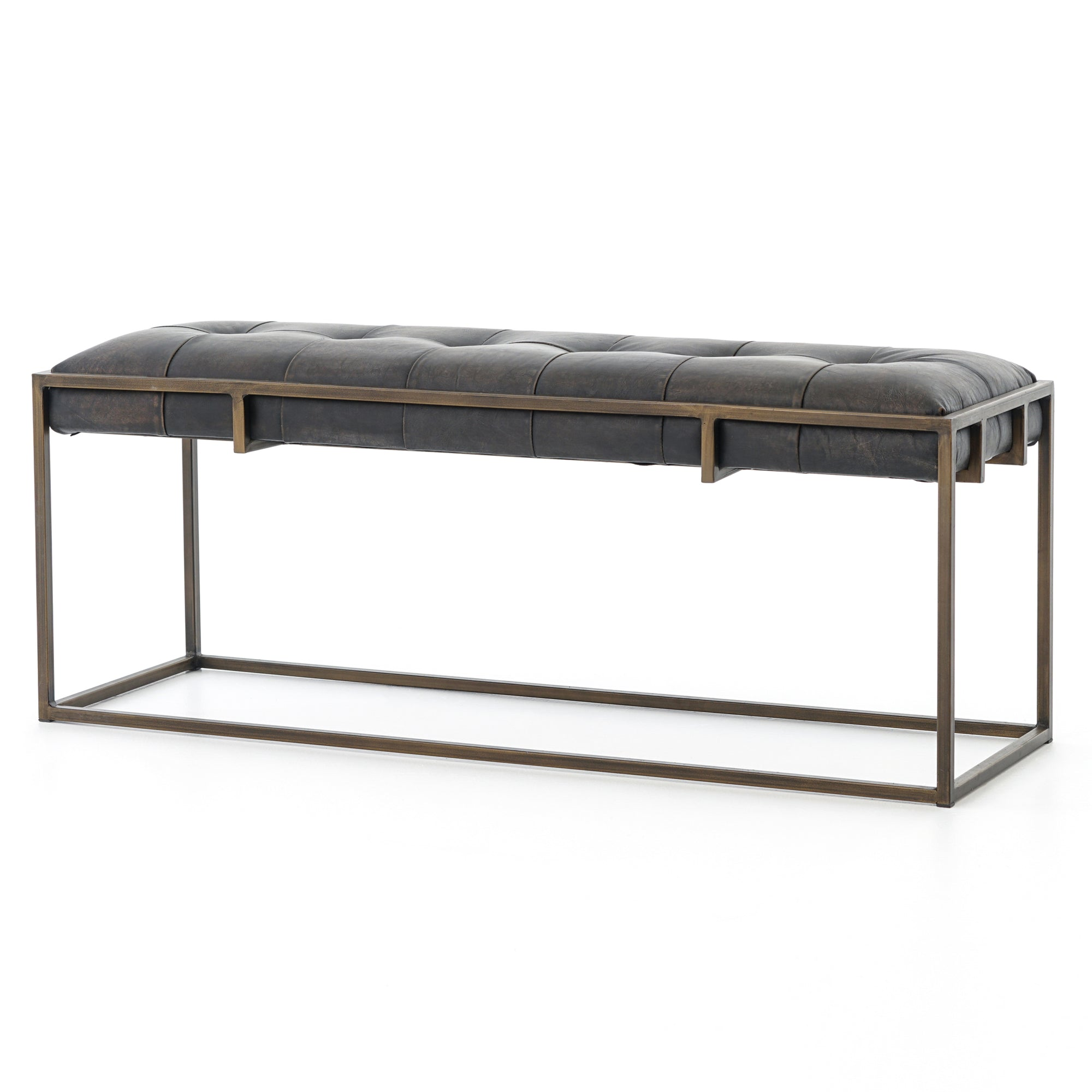 Oxford Bench - Ebony