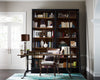 Ivy Bookcase  - Matte Black