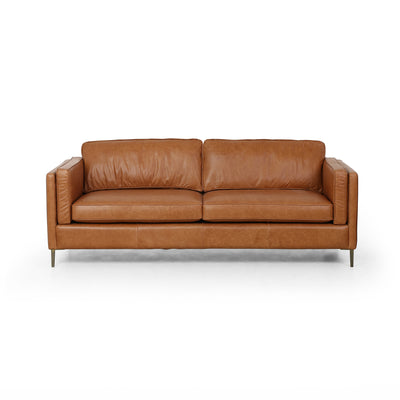 Emery Sofa 84 Quot Sonoma Butterscotch Peter Andrews
