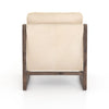 Malcolm Chair - Nubuck Sand