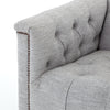 Maxx Swivel Chair - Manor Grey