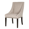 Carson Dining Chair in Birch Fabric