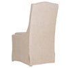 Colette Dining Chair (Set of 2) in Bisque French Linen