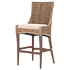 Greco Barstool (Set of 2) in Gray Kubu
