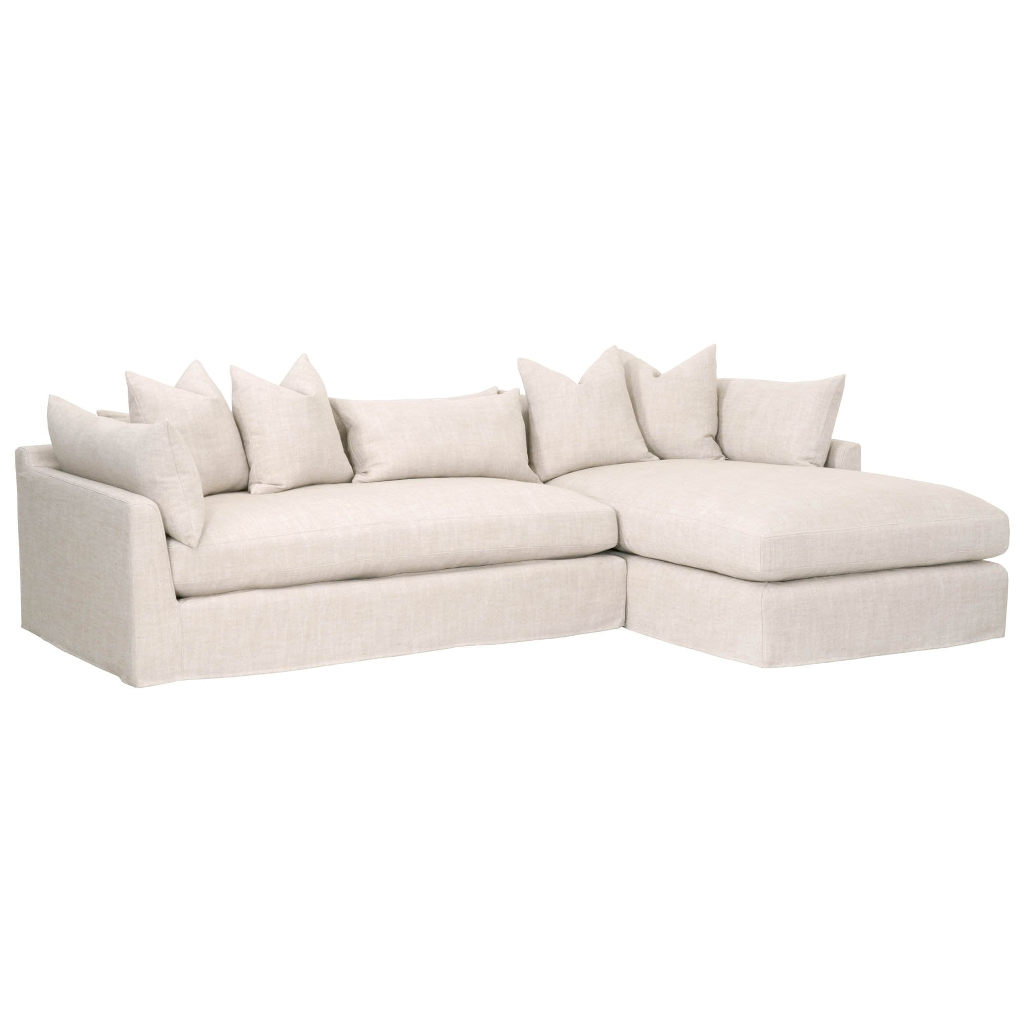 Tremendous Haven 110 Rf Lounge Slipcover Sofa Peter Andrews Pabps2019 Chair Design Images Pabps2019Com