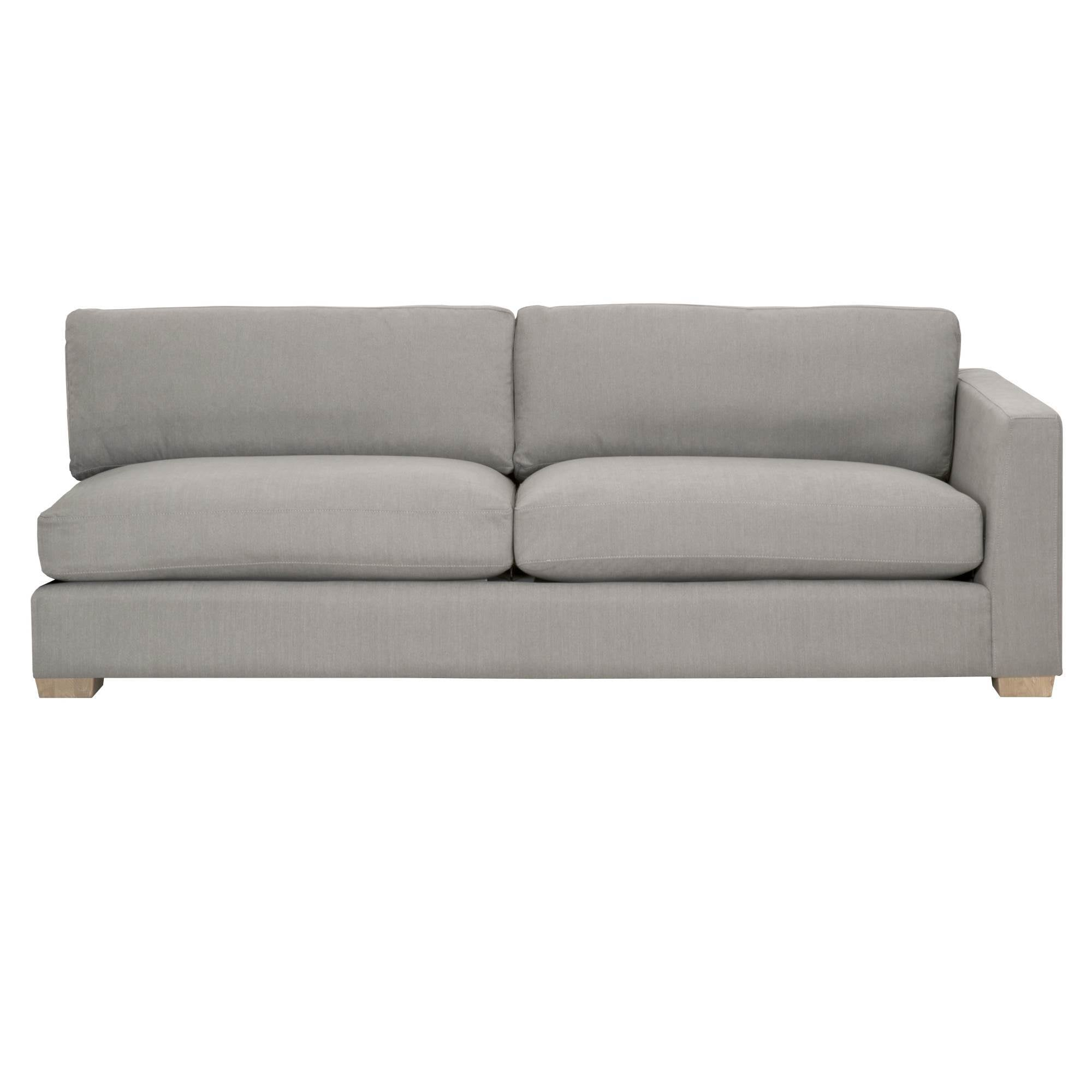 Hayden Modular Taper 2-Seat Right Arm Sofa