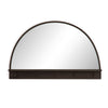 Wellington Entry Mirror - Dark Relic Brass