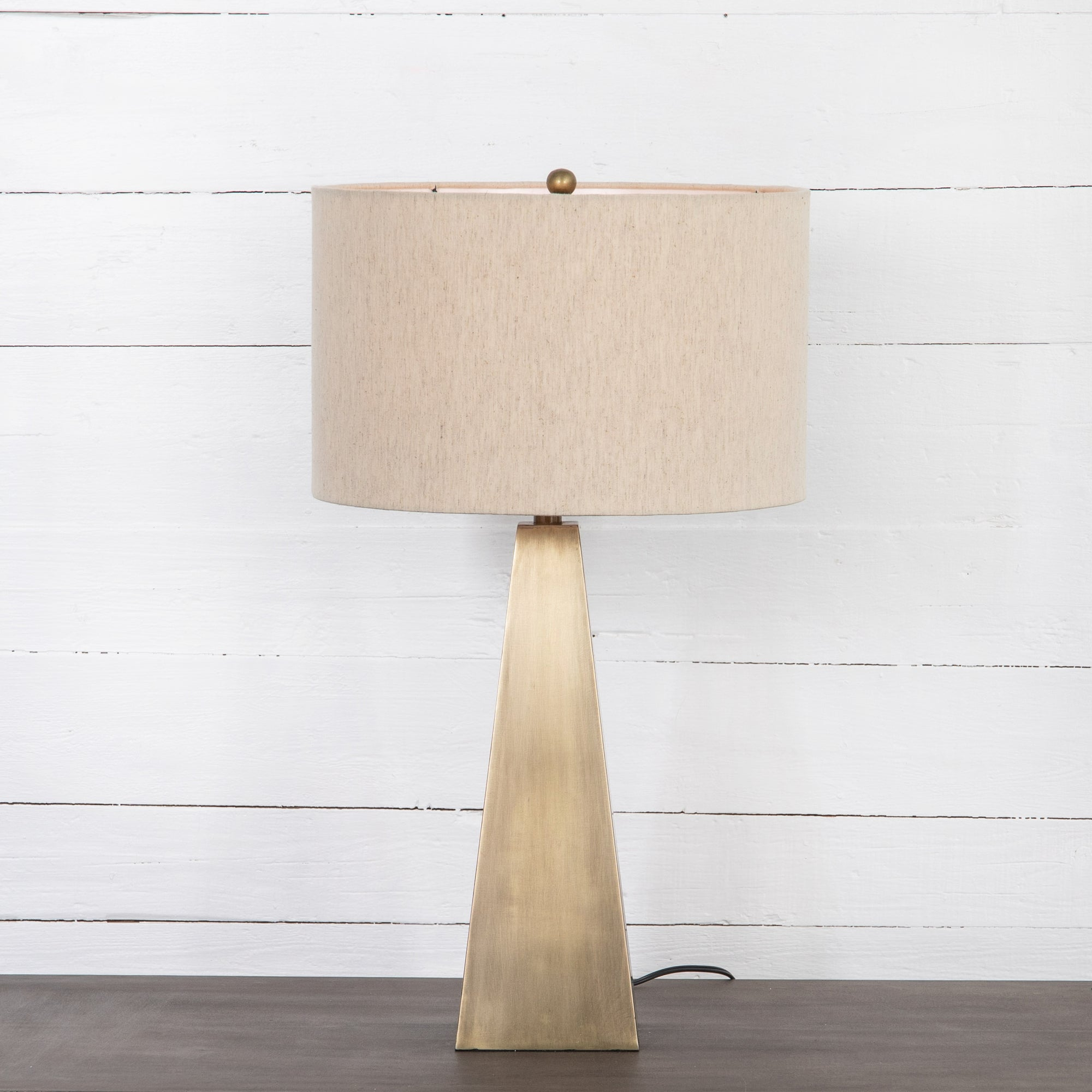 Leander Table Lamp - Brass