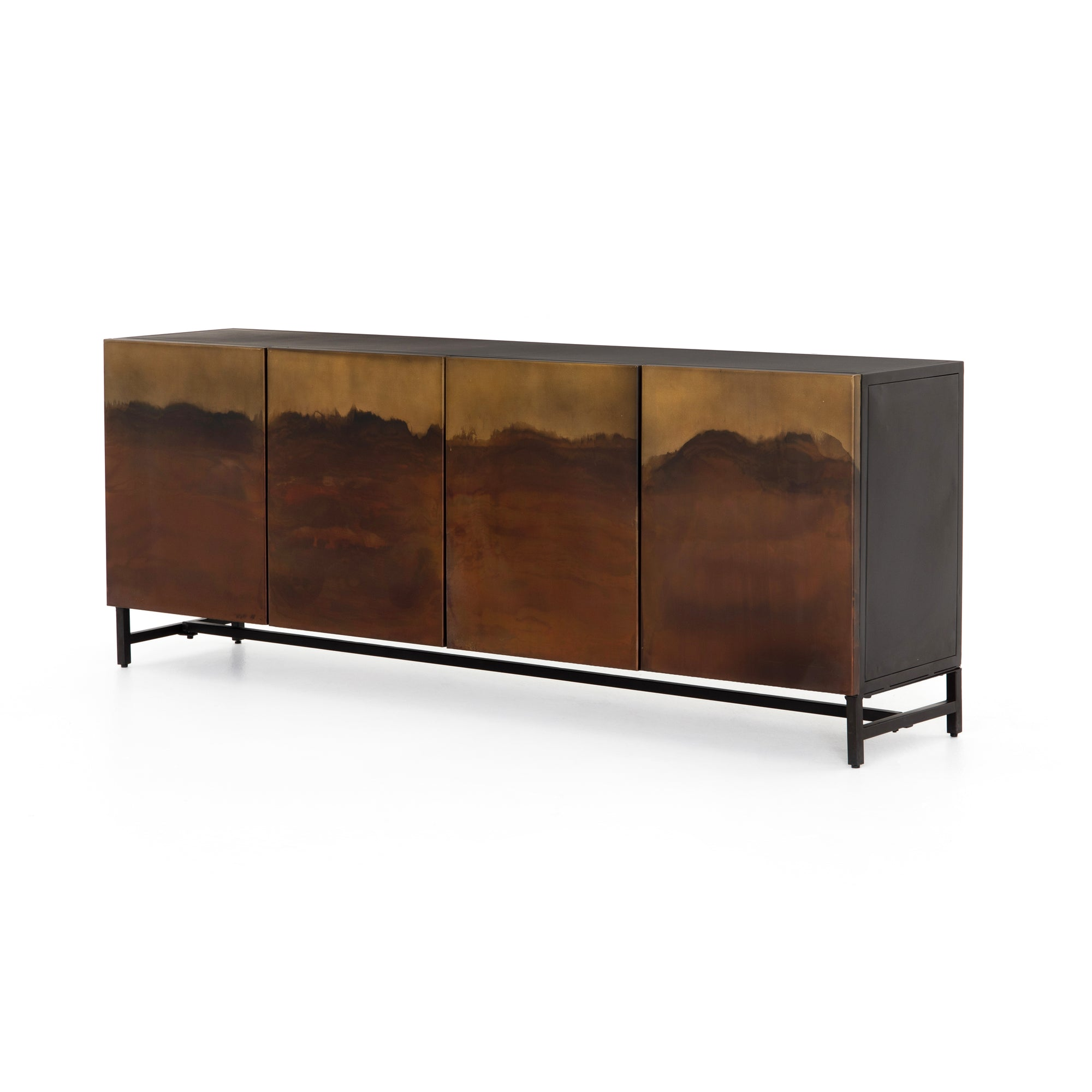 Stormy Sideboard - Aged Brown