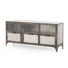 Element Media Console - Aged Nickel