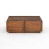 Duncan Storage Coffee Table - Reclaimed Fr