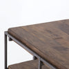Simien Desk - Gunmetal