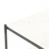 Felix Nightstand - Hammered Grey