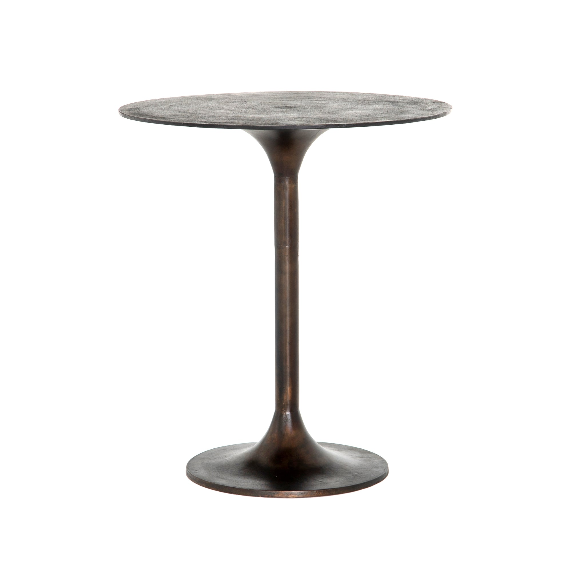 Simone Counter Table - Antique Rust