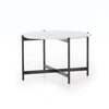 Adair Bunching Table - Hammered Grey