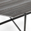 Adair Bunching Table - Ebony Marble