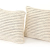 Ari Rope Weave Pillow, Set of 2 - 20""