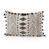 Faded Block Print Pillow, Set of 2 - 16x24