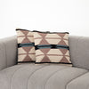 Blush Patterned Pillow, Set of 2 - 20""