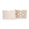 Enora Shag Pillow, Set of 2 - 16x24""