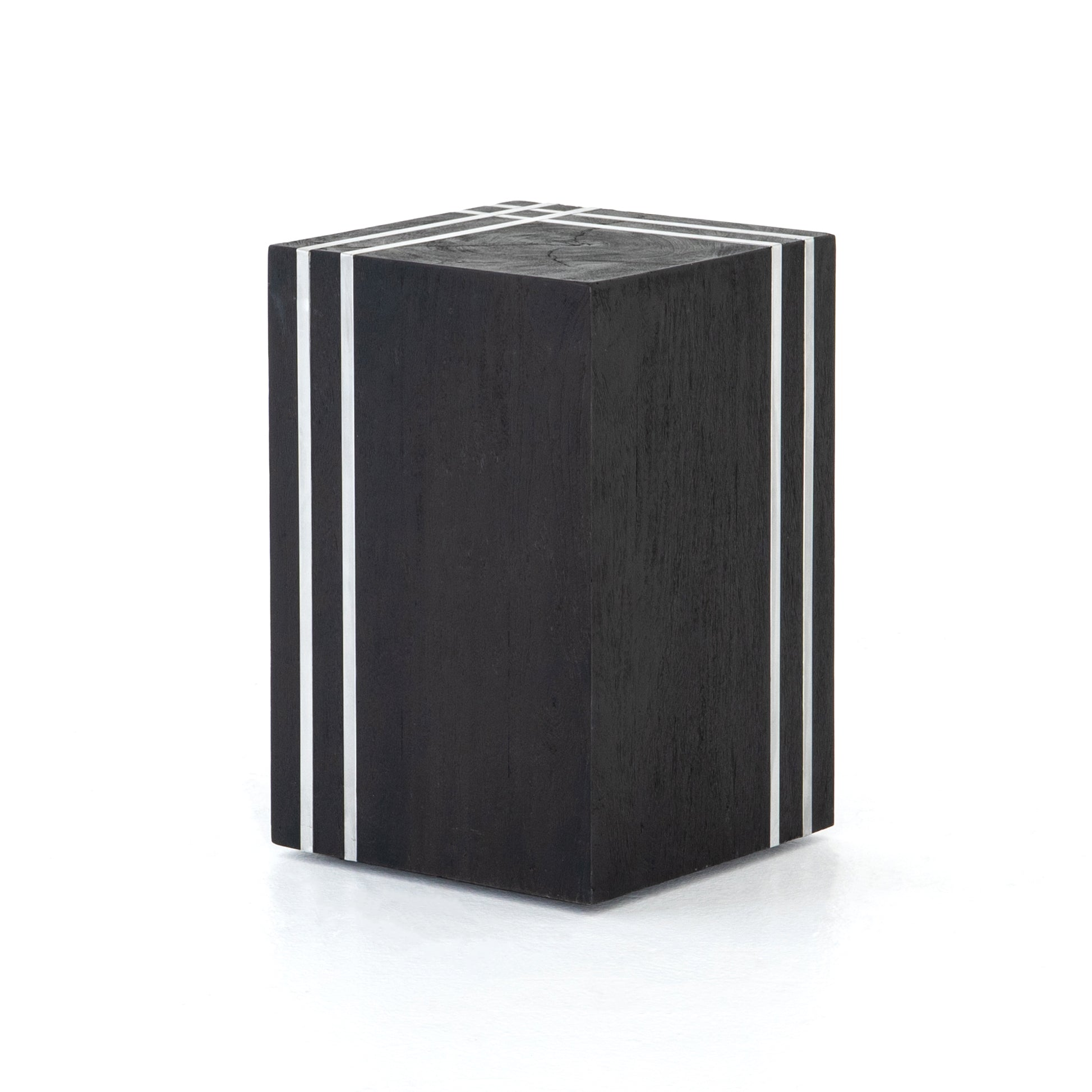 Kessler Stool - Black/Stainless